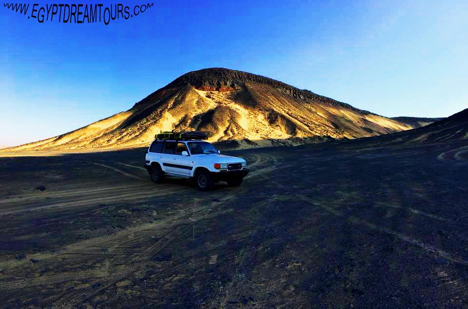 The black desert Slide 2