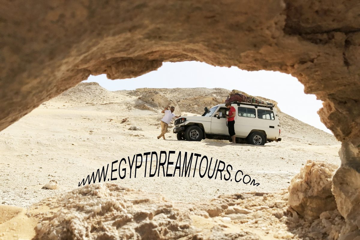 The white desert of Egypt Slide 3