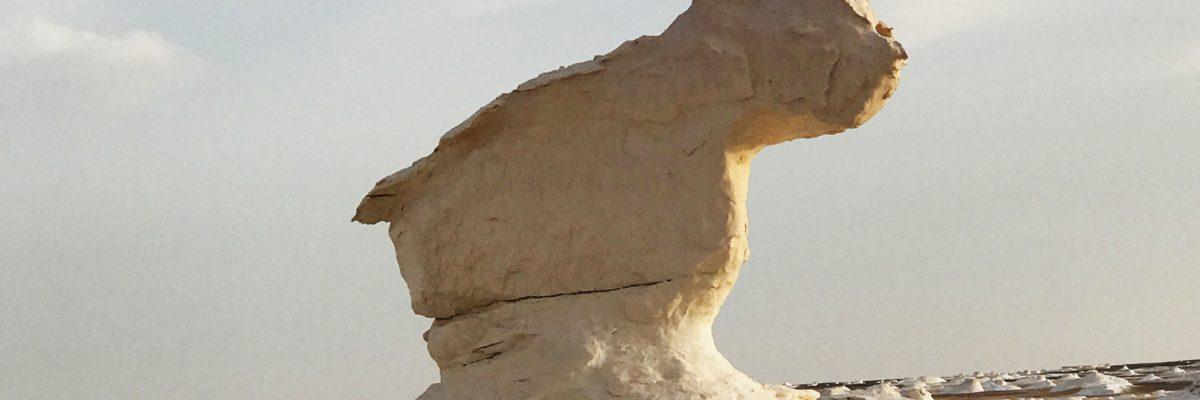 The white desert of Egypt Slide 7