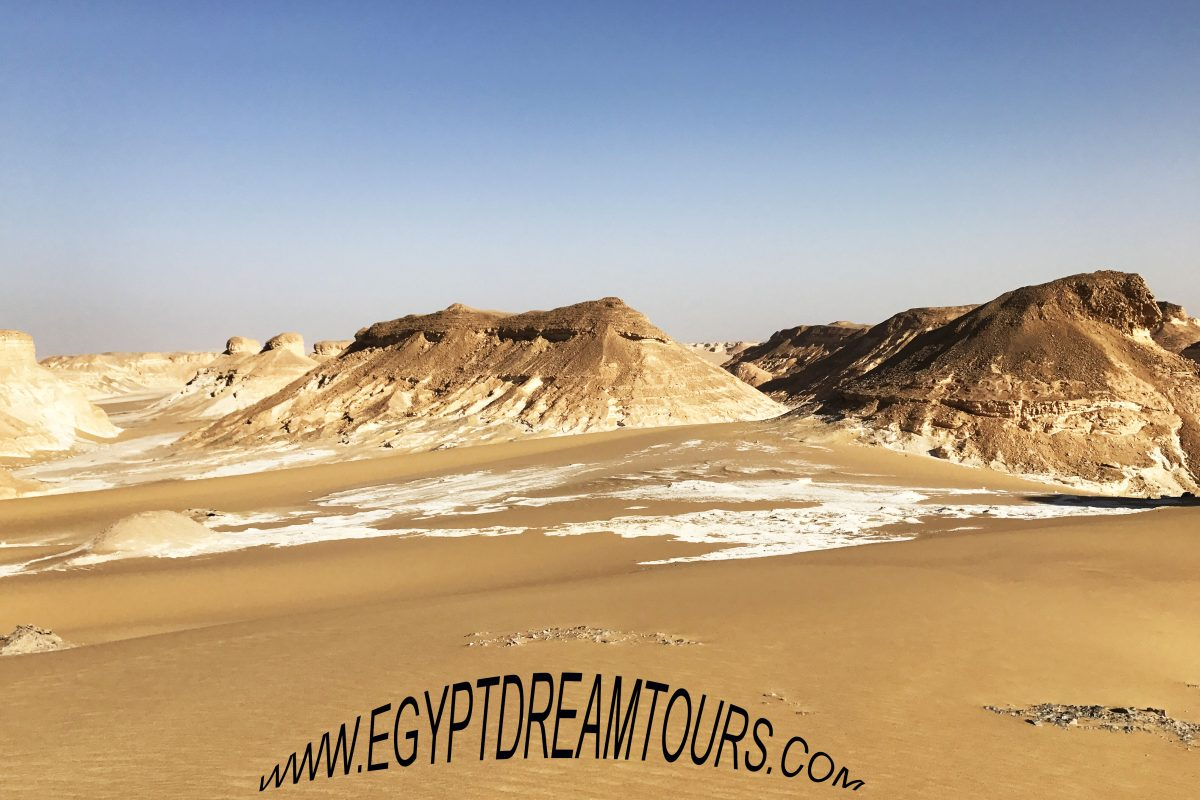 The white desert of Egypt Slide 4