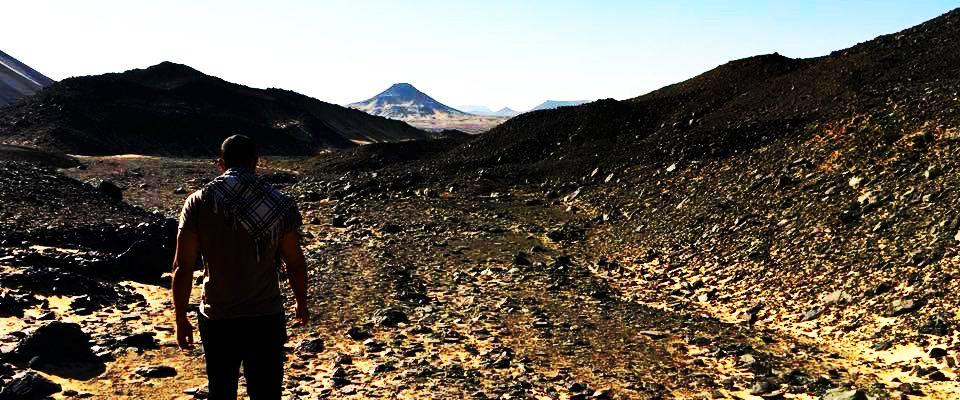 Die schwarze Wüste Slide 8