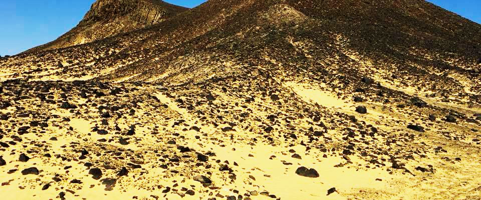 Die schwarze Wüste Slide 11