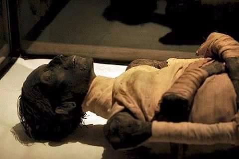 Tuthmosis IV und die Sphinx Slide 3