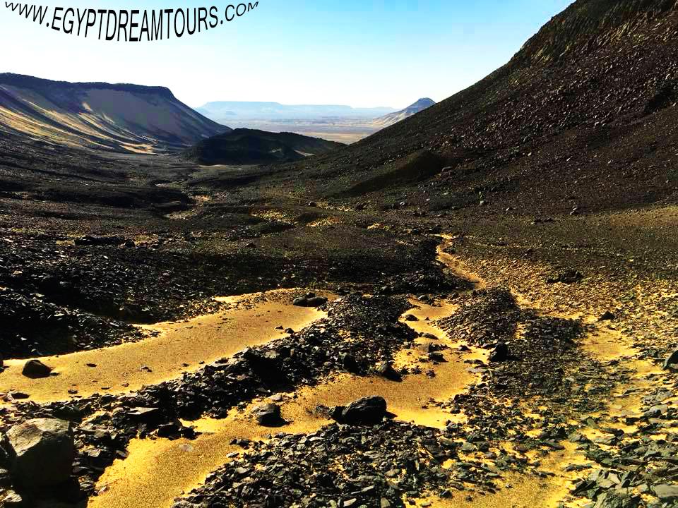 Die schwarze Wüste Slide 4