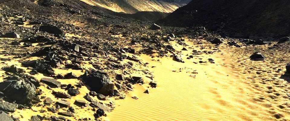 Die schwarze Wüste Slide 6