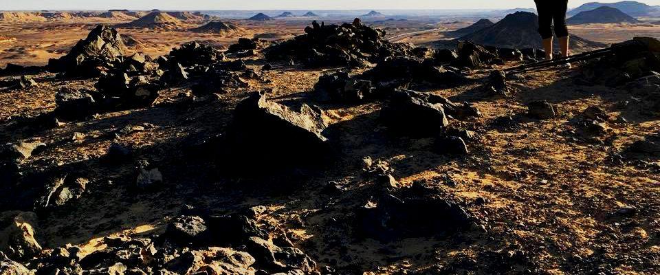Die schwarze Wüste Slide 7