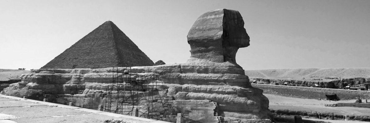 Tuthmosis IV und die Sphinx Slide 2
