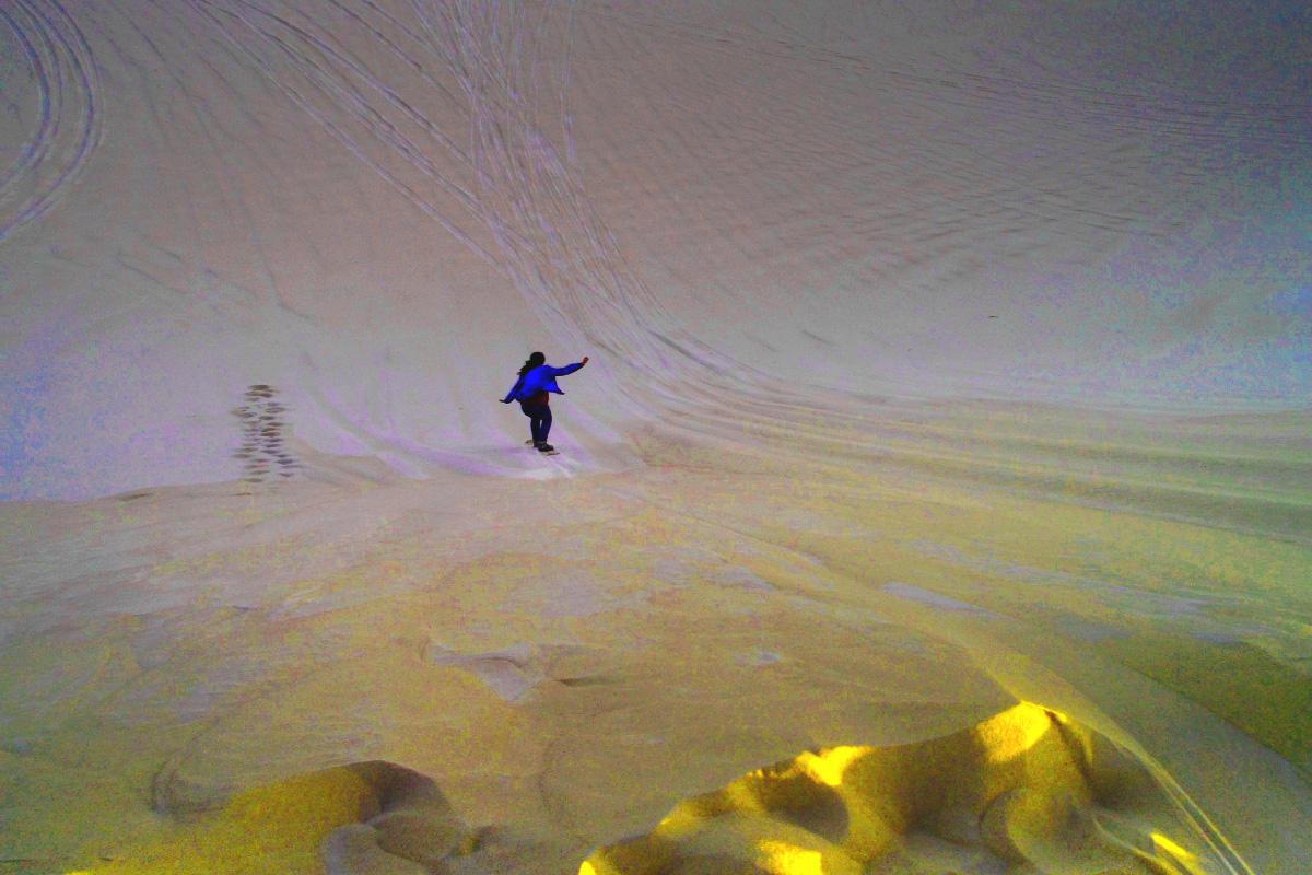 eine woche in der Wüste sandboarden, pferde, kamele und mehr ab €450 Slide 9
