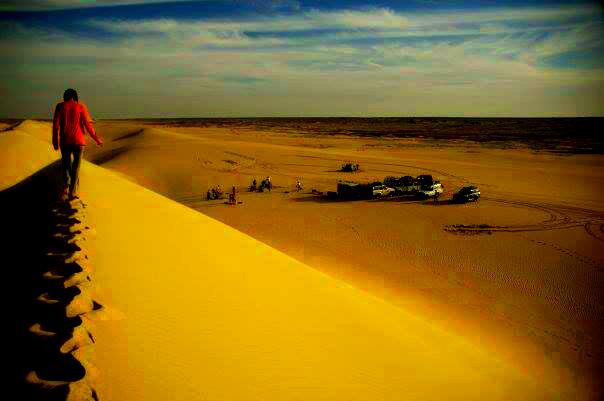 eine woche in der Wüste sandboarden, pferde, kamele und mehr ab €450 Slide 10